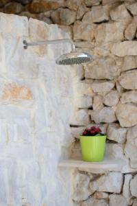 A bathroom at Villa Bellezza