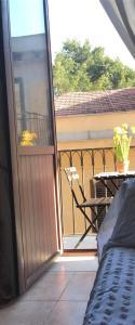 A balcony or terrace at A Casa Di Gio