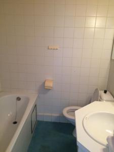 Salle de bains dans l'établissement Logies De Wandelaar