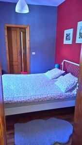Cama o camas de una habitación en Villa Aday