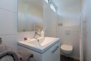 Een badkamer bij Apartments Valkenisse