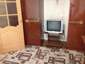 Телевизор и/или развлекательный центр в Ice Arena Apartment