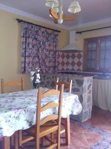 Кровать или кровати в номере El Almendral