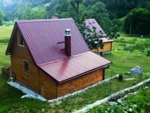 מבט מלמעלה על Holiday Home Milica