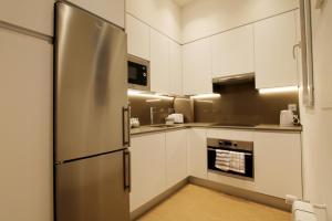 A kitchen or kitchenette at Jose Maria Soroa