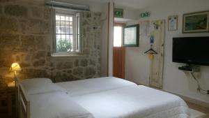 Letto o letti in una camera di Apartment Dubrovnik Center