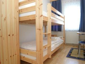 Divstāvu gulta vai divstāvu gultas numurā naktsmītnē Victoria