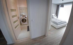 Um banheiro em Apartament Dodo