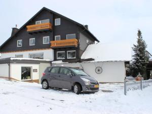 Ferienwohnung Liesen Im Sauerland im Winter