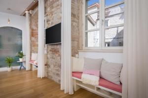 Posezení v ubytování That place studio apartment