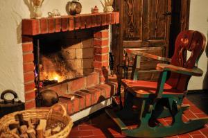 Facilități de grătar disponibile la această casă de vacanță