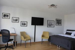 TV/Unterhaltungsangebot in der Unterkunft Armotti Apartment