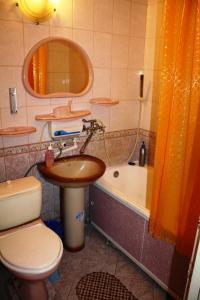 Ванная комната в Апартаменты на Ленина 70