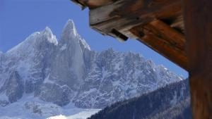 LES 3 CIMES BLANCHES during the winter