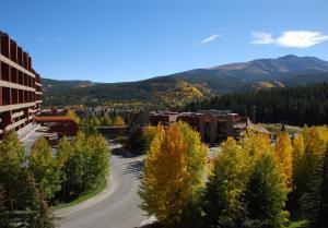 Общ изглед към планина или изглед към планина от апартамента
