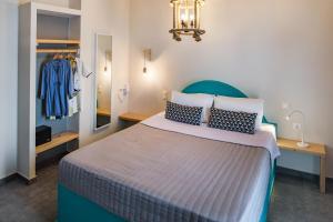 Un ou plusieurs lits dans un hébergement de l'établissement Summer Time Villa