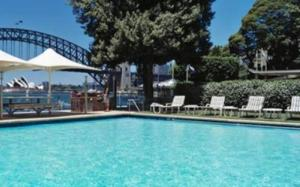 The swimming pool at or close to Harbourside Apartments