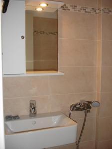 Kupatilo u objektu Panorama