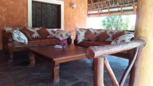 Et sittehjørne på Palmetino villas B3- Malindi