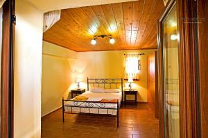 Lova arba lovos apgyvendinimo įstaigoje Eleftherna Apartments