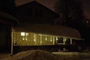 Дом для отпуска Малино зимой