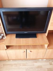A television and/or entertainment center at Apartment Pejic 2