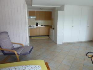 A kitchen or kitchenette at Studio Anna-Lena