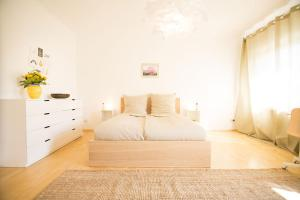 A bed or beds in a room at Gunther49