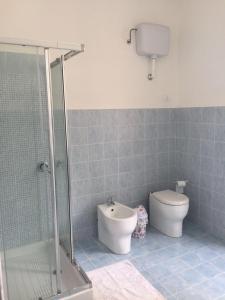 A bathroom at Cozy chic