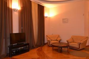 Гостиная зона в Апартаменты Арма