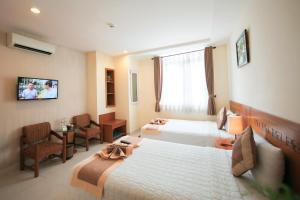 Khách Sạn Aston Sài Gòn