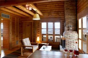 Część wypoczynkowa w obiekcie Hyades Mountain Resort