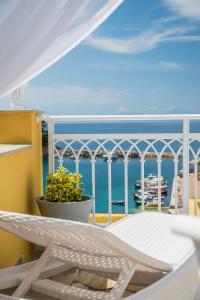 Balcone o terrazza di Pension Votsi