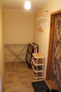 Гостиная зона в Apartment on Stroiteley