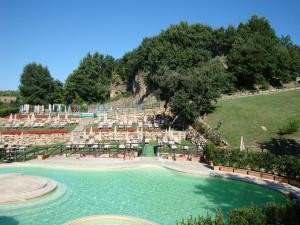 Piscina en o cerca de Residence Terme Di Sorano