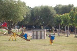 Детская игровая зона в Villaggio Dolomiti Sul Mare