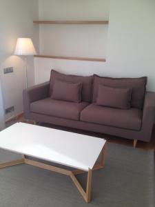 A seating area at Fisa Rentals Shopping