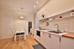 Cucina o angolo cottura di Santa Brigida 16