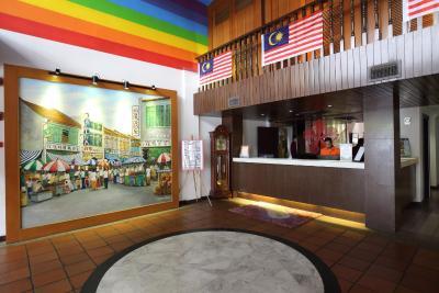 Swiss Inn Chinatown Kuala Lumpur - Laterooms