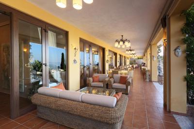 Hotel Villa Angela - Taormina - Foto 30