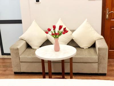 Honeymoon apartment