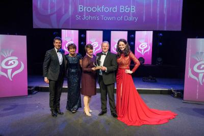 Brookford B&B; - Laterooms