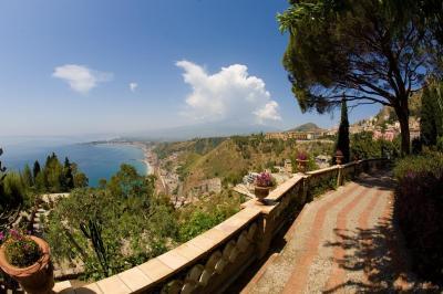 Hotel Villa Angela - Taormina - Foto 45