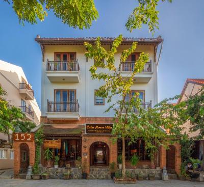 Golden Peach Villa Hoi An