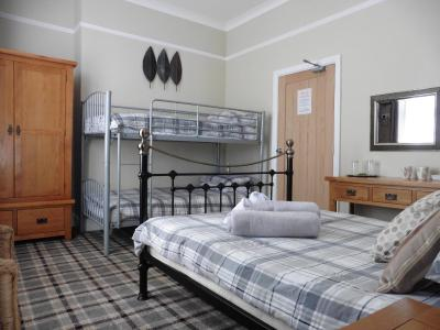 The Cliffemount Hotel - Laterooms