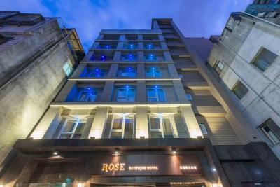 玫瑰精品旅館林森會館