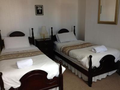 Marine Guest House - Laterooms