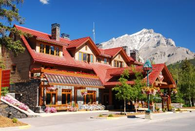 Banff Ptarmigan Inn (班夫雷鸟酒店)