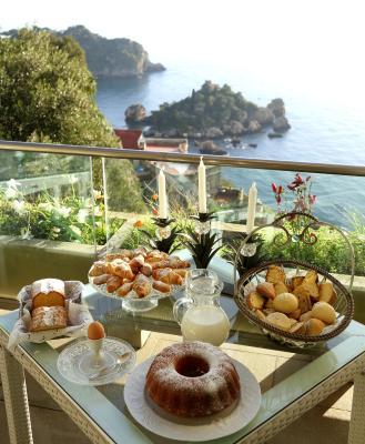 Maison Blanche Taormina - Taormina - Foto 23