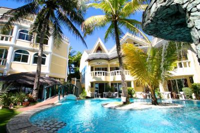 天堂湾 - 海滩&水上运动度假村 (菲律宾 长滩岛) - .